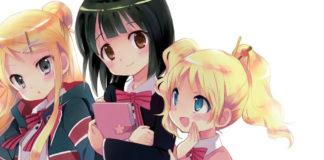 Faltam 4 capítulos para o fim do mangá Kin-iro Mosaic