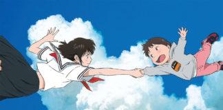 Filme anime Mirai na TV Portuguesa