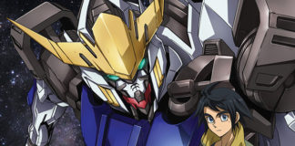 Gundam: Iron-Blooded Orphans na Netflix