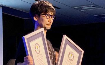 Hideo Kojima ganha dois recordes mundiais do Guinness