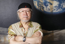 Leiji Matsumoto, o mangaká de Space Pirate Captain