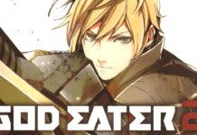 Mangá God Eater 2 chegou ao fim