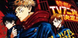 Mangá Jujutsu Kaisen tem 2.5 milhões de cópias