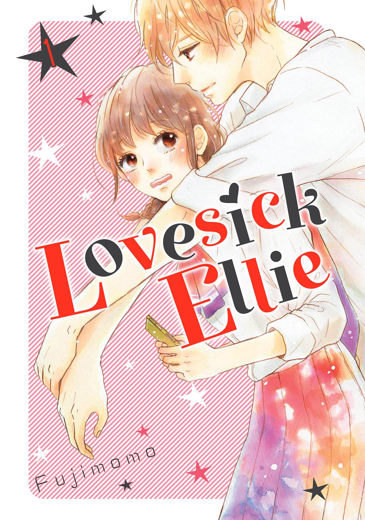 Capa do volume 1 de Lovesick Ellie