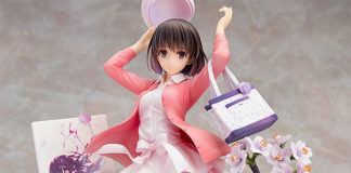 Megumi Kato: First Meeting pela Good Smile Company