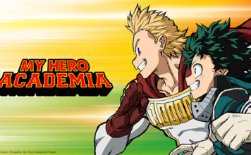 My Hero Academia 4 na Crunchyroll em Portugal