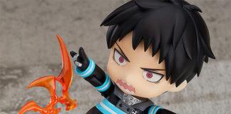 Nendoroid Shinra Kusakabe