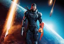Novo Mass Effect em produção