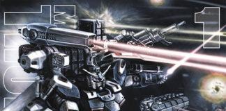 Novo mangá pelo autor de Gundam Thunderbolt