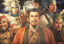 Novo trailer de Romance of the Three Kingdoms XIV