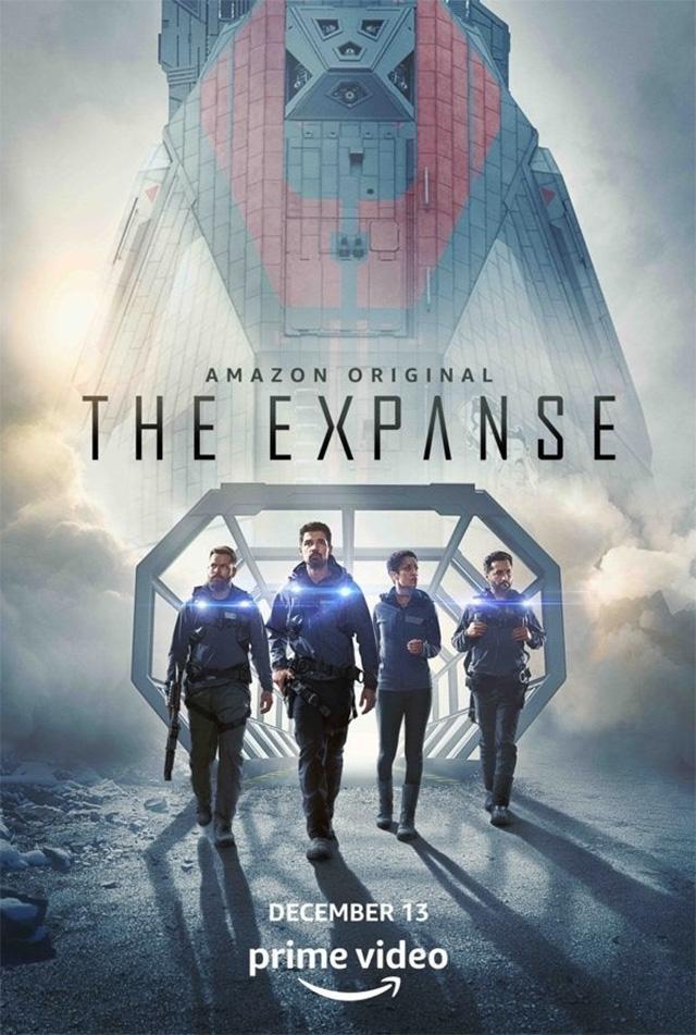 Imagem promocional de The Expanse 4