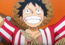 One Piece: Stampede nos Cinemas NOS