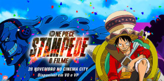 Passatempo One Piece: Stampede