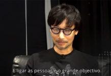 Playstation coloca online entrevista a Hideo Kojima legendada em português