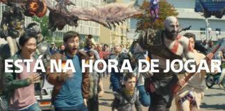 Playstation divulga trailer live-action com alguns dos seus hits