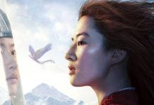 Poster do filme live-action de Mulan