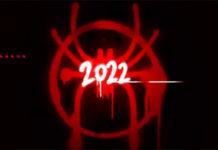Spider-Man: Into the Spider-Verse 2 em 2022