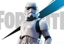 Stormtrooper em Fortnite