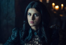The Witcher revela novas fotos de Yennefer