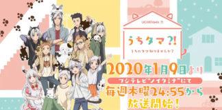 Trailer de Uchi Tama?! Uchi no Tama Shirimasenka?