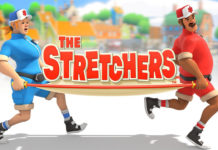 Trailer de lançamento de The Stretchers
