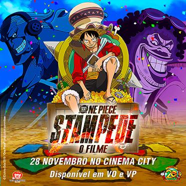 Passatempo One Piece Stampede