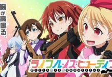 Último episódio de Rifle Is Beautiful foi adiado