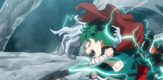5º trailer de My Hero Academia 4