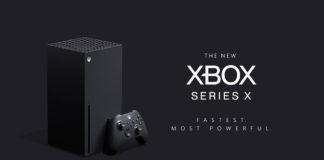 A próxima consola da Xbox é a Xbox Series X