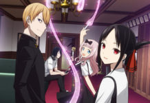 Adições ao elenco de Kaguya-sama: Love is War 2