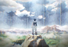 Anunciada Back Arrow, série anime do diretor de Code Geass e escritor de Gurren Lagann