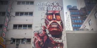 Attack on Titan já tem mais de 100 milhões de cópias em todo o mundo