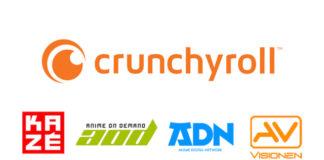 Crunchyroll torna-se na proprietária maioritária da VIZ Media Europe