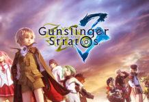 Em breve teremos o anúncio oficial de Gunslinger Stratos para PC e Consolas