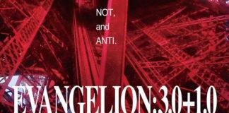 Evangelion: 3.0+1.0 já tem data de estreia