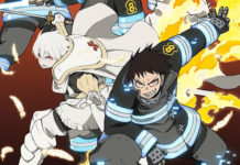 Fire Force vai terminar com episódio duplo