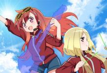 Imagem promocional de Maesetsu!
