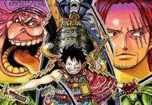Mangá One Piece já tem mais de 460 milhões de cópias em todo o mundo