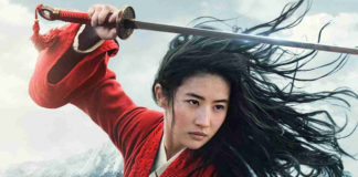 Novo Poster do filme live-action de Mulan