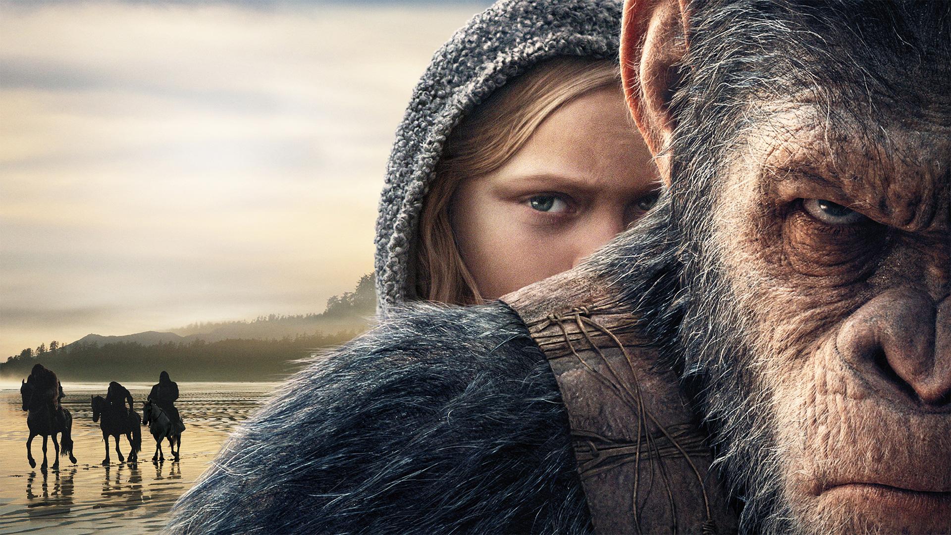 Novo filme de Planeta dos Macacos pelo diretor de Maze Runner
