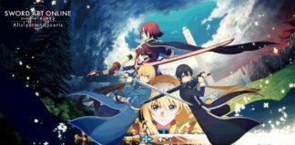 Sword Art Online: Alicization Lycoris vai ser lançado em Maio