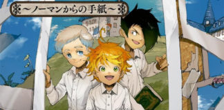 The Promised Neverland vai ter 3ª novel