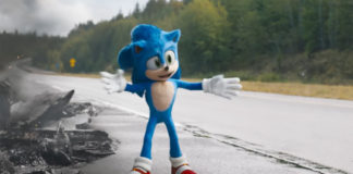 Trailer japonês de Sonic the Hedgehog