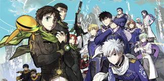World End Heroes vai ter mangá