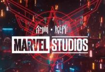 Abertura de Captain Marvel estilo Neon Genesis Evangelion