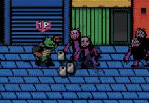 Dorohedoro com jogo 8-bit
