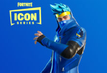 Fornite tem agora uma skin de Ninja