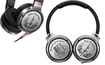 Headphones de Attack on Titan