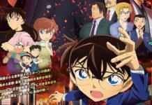 Imagem promocional do 24º filme de Detective Conan