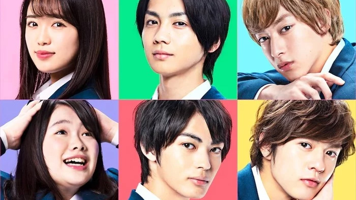 Kiss Him, Not Me vai ter filme live-action